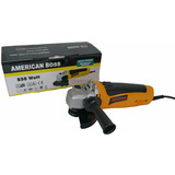 Esmeril 4 1/2 850 Watt American Boss
