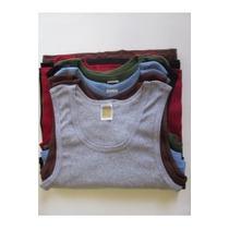 Camiseta Interior Varios Colores Por Docena