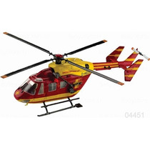Revell Alemana Helicoptero Medicopter 117 1/72 Armar Pintar