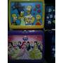 Loncheras Plásticas Motivos Frozen Michy Mause Lego Y Mas