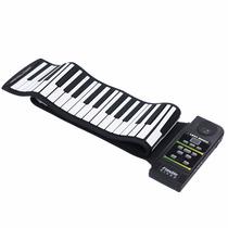 Teclado Flexible Piano Instrumento Musical Musica Juguete