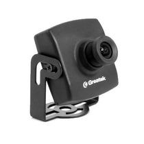 Mini Micro Camera 3,6mm Greatek Digital 480 Linhas Real