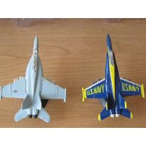 Avión F/a-18 Super Hornet De Maisto, Esc. 1:144
