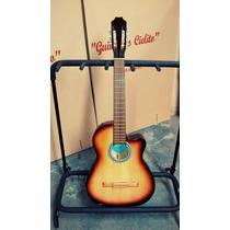 Guitarra Criolla Cielito Modelo N°12 ( Tamaño 4/4 C/ Corte )