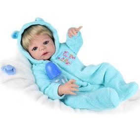 Oportunidade! Boneca Bebe Reborn Menino Silico Sob Encomenda