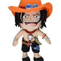 D. Ace De One Piece Peluche Original
