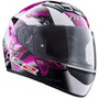 Casco Integral Ls2 352 Flutter Dama Chicas Mujer Talle S