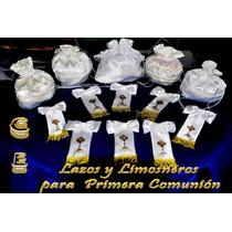 Lazos, Cordones Y Limosneras Primera Comunion Oferta!!
