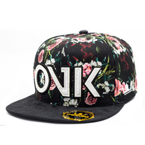 Boné Aba Reta Barato Overking Snapback Floral Collection