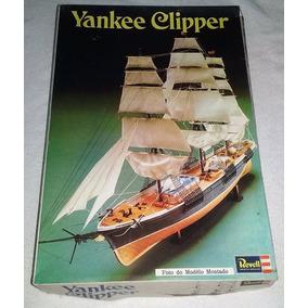 Kit Revell Yankee Clipper - Brasil - Lacrado Anos 70