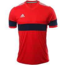 Playera Jersey Futbol Konn 16 Climalite Hombre Adidas Aj1366