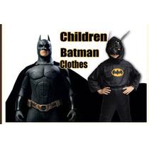 Super Heroes Disfraz De Batman - S- M - L Fair Play Toys.