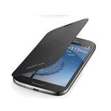 Capa Flip Samsung Galaxy Grand Gran Duos I9082 I9080 Prata