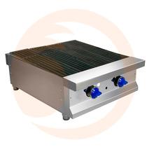 Asador Industrial 60 Cm 2 Quemadores A 24 X San-son Modular