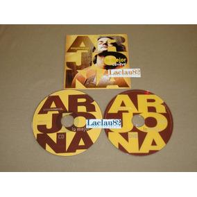 Ricardo Arjona Simplemente Lo Mejor 2008 Sony Cd + Dvd Doble