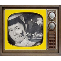 Señorita Cometa Vol. 1 Serie Dvd