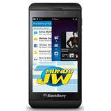 Blackberry Z10 -16gb- Libre - Gtía Bgh Factura A O B!mundojw