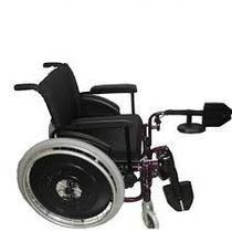 Cadeira Rodas Ortobras Avd Alumínio Pedal Elevável 42 Cm