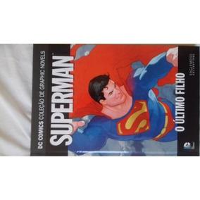 Coleção Dc Comics Eaglemos O Último Filho De Krypton
