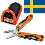 Canivete Importado Sueco Bahco 18 Em 1 Com Bolsa