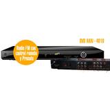 Reproductor Dvd Divx Usb Akai 4010 Hdmi Radio Fm Digital