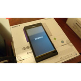 Sony Xperia M2 Negro Black Nuevo En Caja Sin Uso Chip Claro