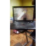 Notebook Lenovo Tinkpad T410i Placa Buena, Para Desarme
