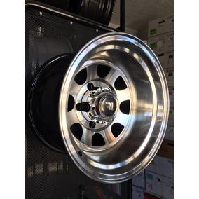 Rines 15x10 Especial Para Todas Ford Y Chevrolet De 5 Birlos
