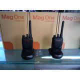 Radio De Comunicación Motorola Mag One Uhf -vhf A8