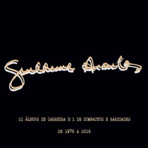 Cd Box Guilherme Arantes - 1976-2016 (2016) Lacrado