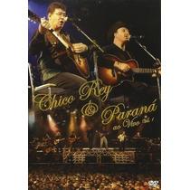 Dvd Chico Rey & Paraná - Ao Vivo Vol. 1 (lacrado)