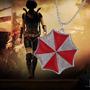 Cordão Colar Umbrela Corporation Resident Evil 6 Cosplay