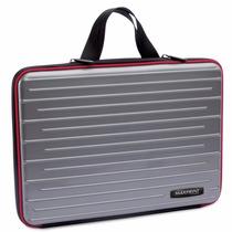 Case Para Notebooks 10.1 Pol - Preto Ou Prata - Maxprint