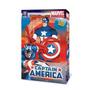 Muñecos Semi Articulados Grandes Marvel Avengers Original