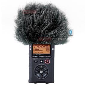 Protetor De Vento Microfone Tascam Dr-40 Dr-05 Zoom H4n H1