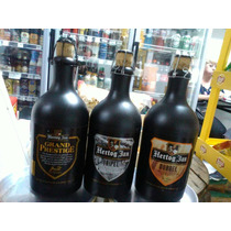 Combo 3 Cerveza Hertog Jan Ceramica Importada,mercadoenvios