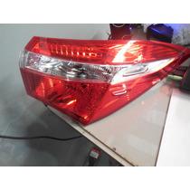 Lanterna Trazeira Lado Direita Lateral Sem Led Corolla 2015