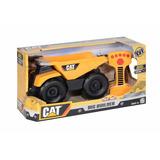 Camion Dump Truck Y Bulldozer Big Builder Control Remoto Cat