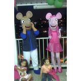 Muñecotes, Venta Disfraz, Traje Angelina Balerina Y Marco