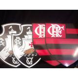 Simbolos Dos Times De Futebol Em Mdf 6 Mm