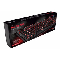 Teclado Mecanico Kingston Hyperx Alloy Fps Hx-kb1bl1-la/a4