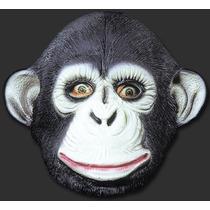 Máscara Macaco Chimpanzé - Carnaval / Terror / Halloween