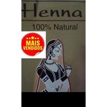 Henna Indiana 100% Natural Promocional Cabelo 100g