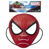 Máscara Hombre Araña Spiderman Mejor Precio!!