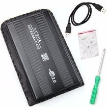 Case Gaveta Externa Hd Sata Notebook 2.5 Bolso Pc Xbox T2