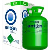 Garrafa Anton Refrigerante R22 Aire Acondicionado 13,600 Kg