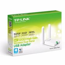 Adaptador Wifi Usb 3.0 Tp Link Archer T4uh Dual Band Ac1200