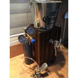 Chopera Cerveza Enfriadas A Hielo! Fabricación Por Pedidos