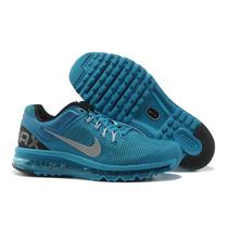 Nike Air Max Gel 2013 Azul Bebe Preço Devastador