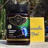 Miel Manuka Mgo +200 100 % Pura 500 Gramos Certificada